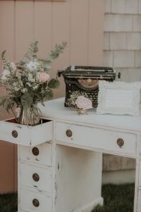 Olivia Black Typewriter- Quantity:1 $15